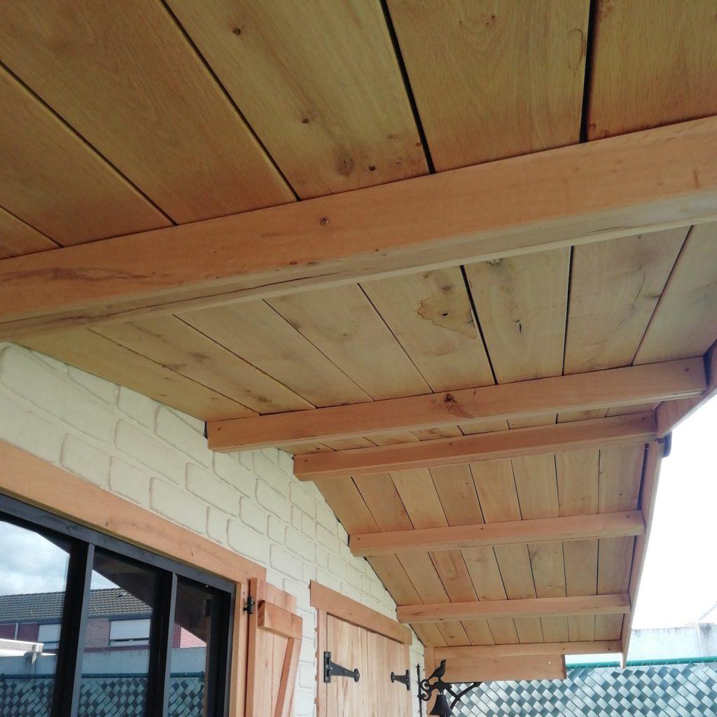 Holzhandelonline.de, der Eichen Gartenholz Spezialist